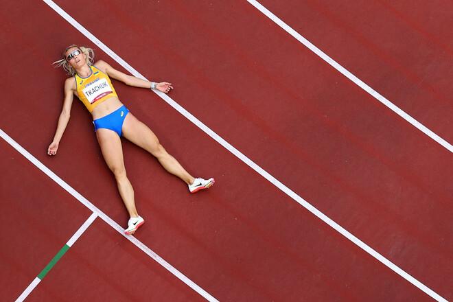 ТКАЧУК: «Рада, что в финале Олимпиады показала лучший результат в карьере»