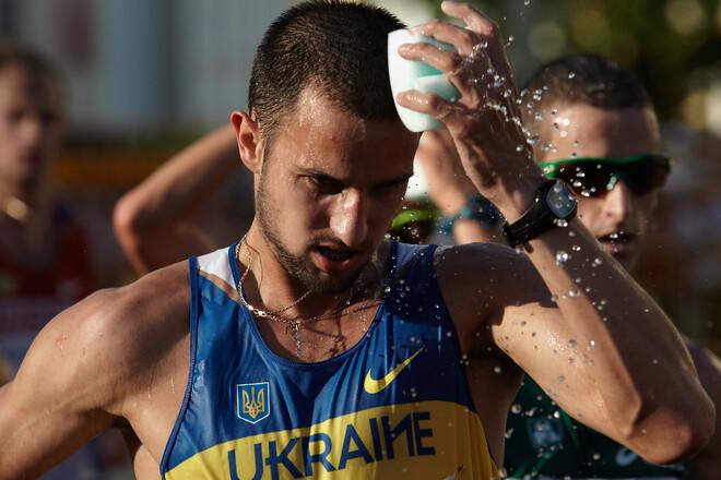 ОФИЦИАЛЬНО. Украинский легкоатлет Коваленко отстранен от Олимпиады