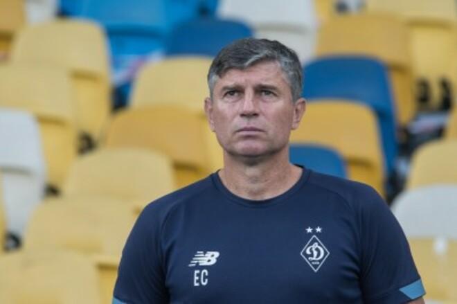 КАРАС: «Это план, которого Мистер придерживается уже год работы в Динамо»