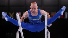 В гимнастике без медалей. Пахнюк занял седьмое место в финале Олимпиады