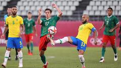 Бразилия по пенальти обыграла Мексику и вышла в финал Олимпиады