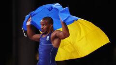 Первое золото Украины. Беленюк выиграл в финальной схватке на Олимпиаде
