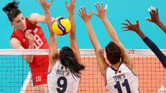 Следом за мужчинами Олимпиаду покинули итальянские волейболистки