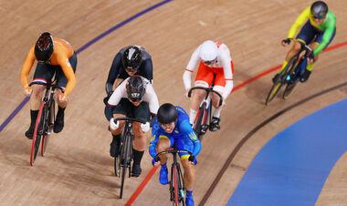 Велотрек. Старикова и Басова вышли в финал Олимпиады