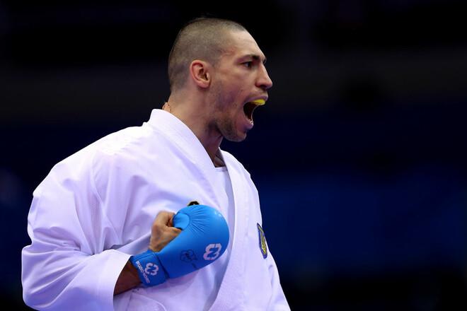 Українець Горуна пройшов у півфінал Олімпіади-2020 з карате та гарантував медаль