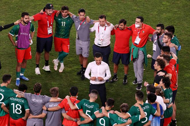 Мексика – Японія. Матч за бронзу ОІ. Дивитися онлайн. LIVE трансляція