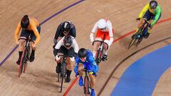 Велотрек. Старікова і Басова вийшли до фіналу Олімпіади