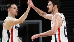 Баскетбол. Франция вырвала путевку в финал в битве со Словенией