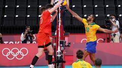 Финал мужского волейбольного турнира пройдет без Бразилии