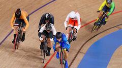 Велотрек. Старікова і Басова подолали кваліфікацію в спринті