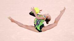 Пограничная и Оноприенко прошли в финал многоборья на Олимпиаде