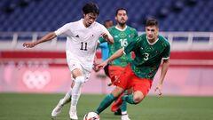 Мексика завоевала бронзу футбольного турнира Олимпиады