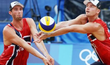 Завершился олимпийский турнир по пляжному волейболу