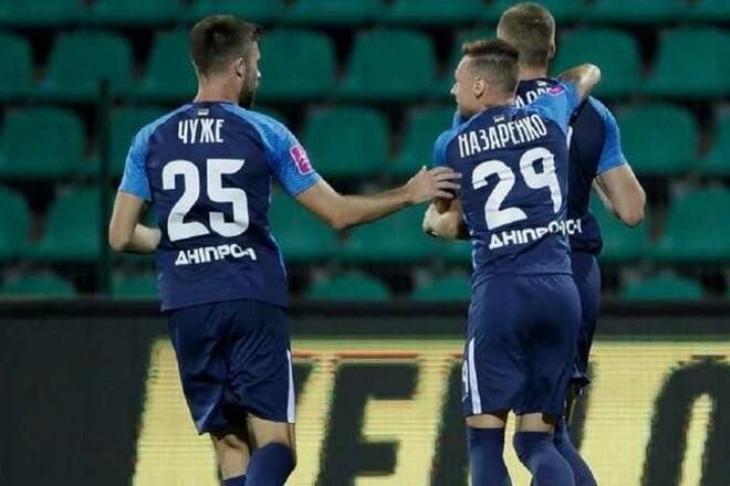 Днепр-1 – Мариуполь – 2:1. Текстовая трансляция матча