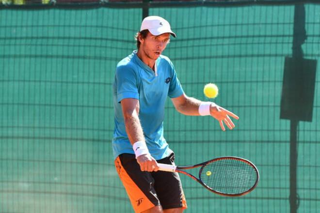Украинец Приходько выиграл дебютный одиночный титул ITF