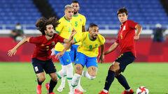 Бразилія – Іспанія – 2:1. Текстова трансляція матчу