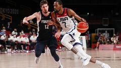 Баскетбол. Финал ОИ. Франция – США. Смотреть онлайн. LIVE трансляция