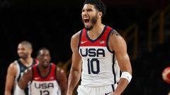 Дрим-тим снова на троне. США обыграли Францию в финале Олимпиады