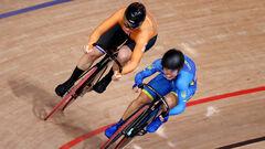 Велотрек. Старікова вийшла до 1/4 фіналу в спринті