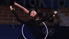 Художественная гимнастика. Украинки закончили последними, ОКР – без золота
