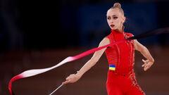 Виктория ОНОПРИЕНКО: «Думаю, хорошо представила Украину. Это начало»