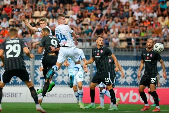 Динамо в матче с двумя нереализованными пенальти обыграло Зарю