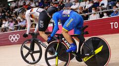 Старікова у фіналі спринту! Велотрек. Дивитися онлайн. LIVE трансляція
