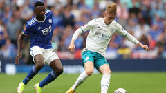 Лестер – Манчестер Сити – 1:0. Видео голов и обзор матча