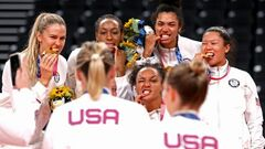 Волейболистки США впервые выиграли олимпийское золото