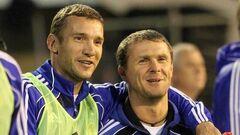 ДЕНИСОВ: «Шевченко висловив задоволення тим, що Ребров буде після нього»