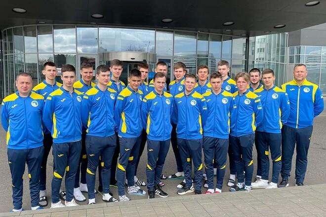 Сборная Украины U-19 ужасно стартовала на ЧЕ