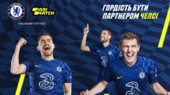 Parimatch анонсирует масштабное партнерство с ФК Челси