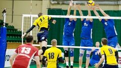 Переходи українських волейболістів в міжсезоння в інші клуби