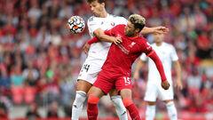 Ливерпуль – Осасуна – 3:1. Видео голов и обзор матча
