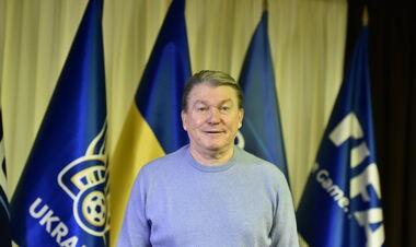 УАФ нашла замену Маркевичу. Блохин и Михайличенко – в Комитете сборных