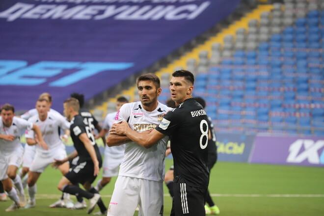 Александр БАБИЧ: «Похоже, игроки Колоса не тренировали пенальти»