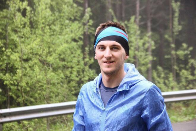 Пидручный выиграл контрольную гонку сборной Украины
