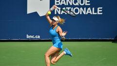 Ястремская зачехлила ракетку на турнире в Монреале