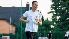 Олег ИЛЬИН: «Соперник сидел в обороне»