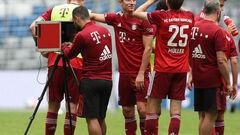 Де дивитися онлайн матч чемпіонату Німеччини Боруссія М — Баварія