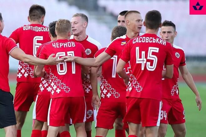 Первая лига. Краматорск и Полесье одержали домашние победы