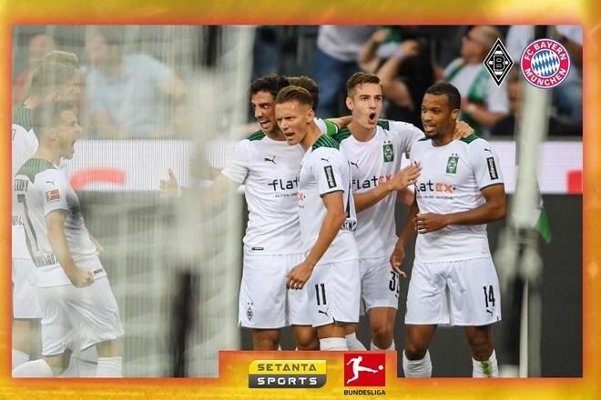 Боруссия М – Бавария – 1:1. Видео голов и обзор матча