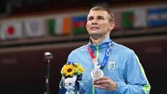 Олександр ХИЖНЯК: «Усик дзвонив і поздоровляв під час Олімпіади»