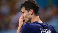 Защитник сборной Франции пропустит матч против Украины