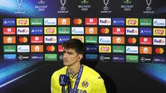Известны номинанты на награду Лучшему игроку Лиги Европы прошлого сезона