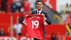 ОФИЦИАЛЬНО. Варан подписал 4-летний контракт с Манчестер Юнайтед