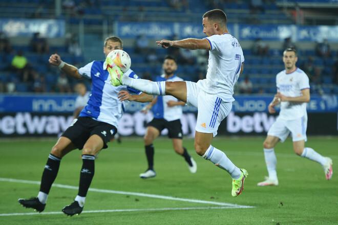 Алавес – Реал – 1:4. Видео голов и обзор матча