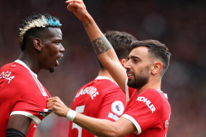 Манчестер Юнайтед – Лидс – 5:1. Видео голов и обзор матча