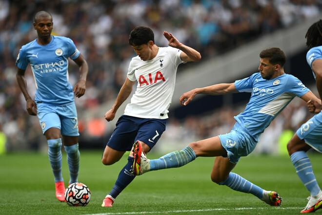 Тоттенхэм – Манчестер Сити – 1:0. Видео гола и обзор матча