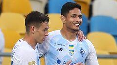 Циганков, Лєднєв і Рамірес - в основі Динамо на матч з Інтером